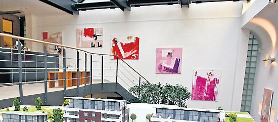 kunst objekte referenzen chris art. Black Bedroom Furniture Sets. Home Design Ideas